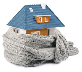 Huis isolatie